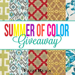Feizy Announces Rug Giveaway Promotion