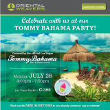 Oriental Weavers Tommy Bahama Party