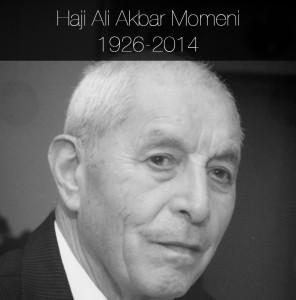 Haji Ali Akbar Momeni