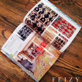 Feizy's New Catalog Features New Designs, New Format