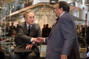 John Portman Jr. with Ambassador Andrew Young