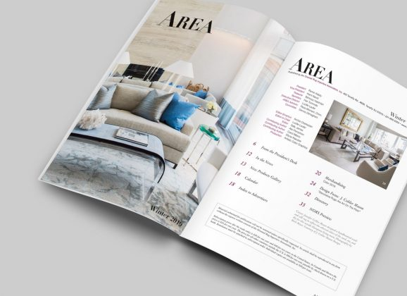 AREA Magazine
